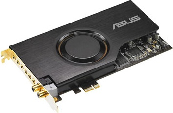 ASUS Sound card XONAR D2X PCI-E EAX2.0, 7.1CH, Retail